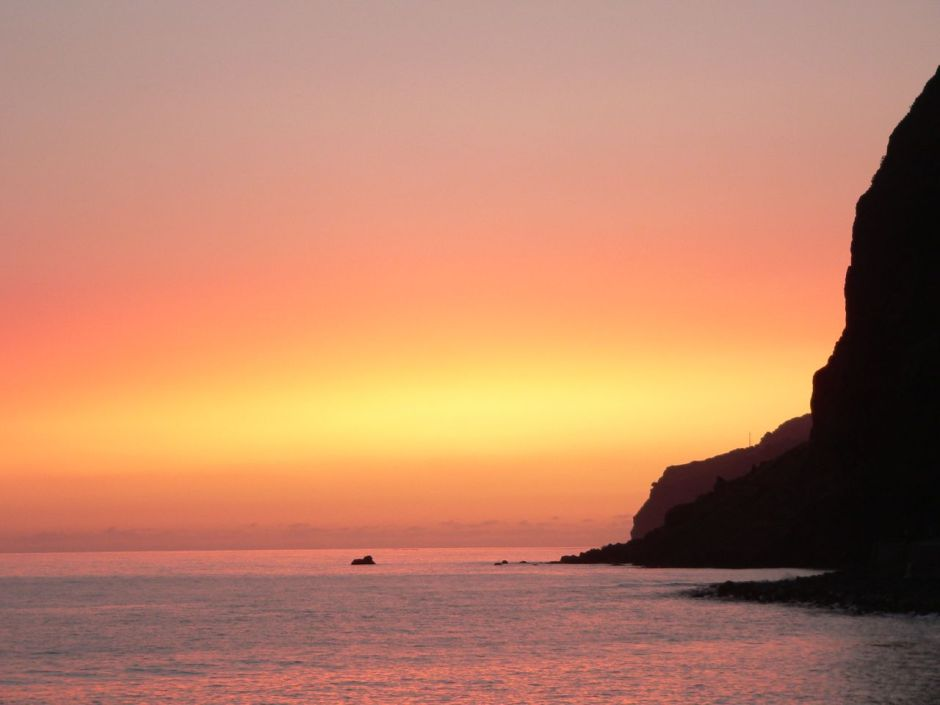 Sonnenuntergang Madeira, C.Henkel