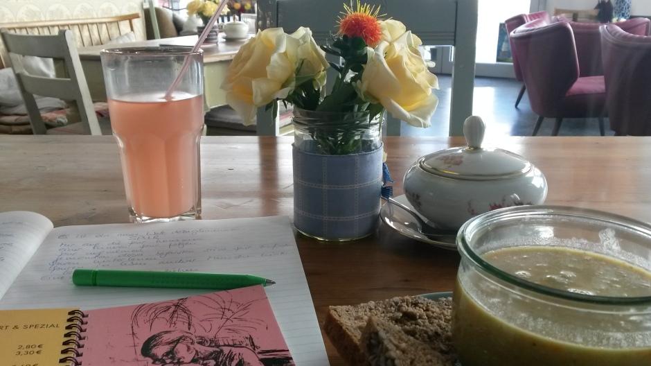 Schreibcafé - CHenkel