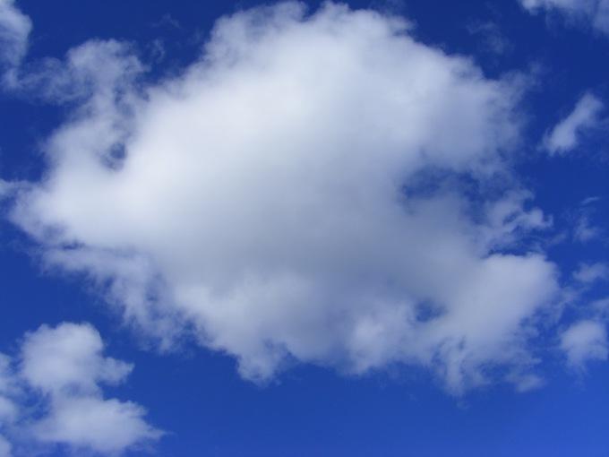Sigrid Allewelt-Schanter Wolken
